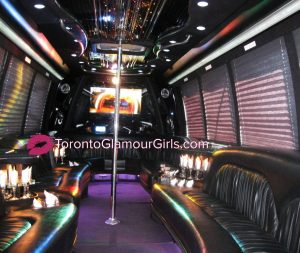 Party Bus Toronto Glamour Girls